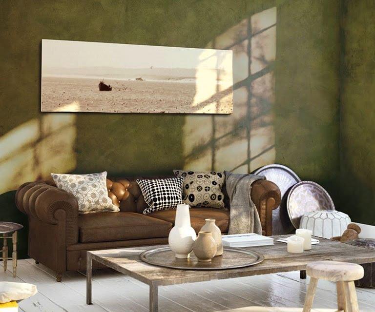 Tencuieli decorative de interior